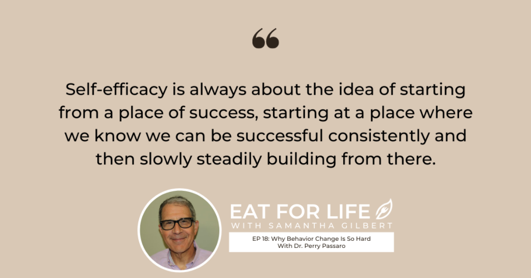 Dr. Perry Passaro Eat for Life Podcast Episode 18